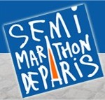 Here is the semi-marathon of Paris !